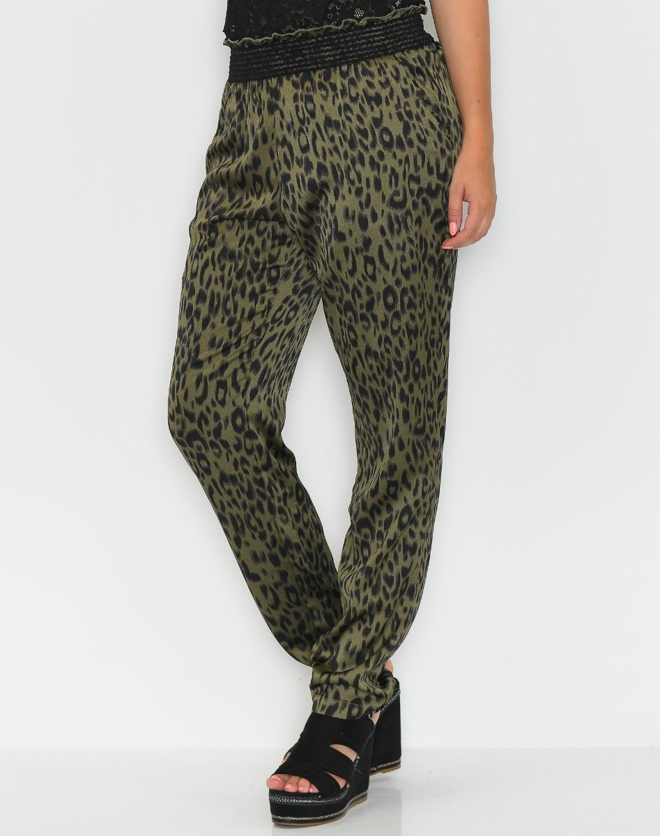 Culture CUnihal pants burnt olive - Online-Mode