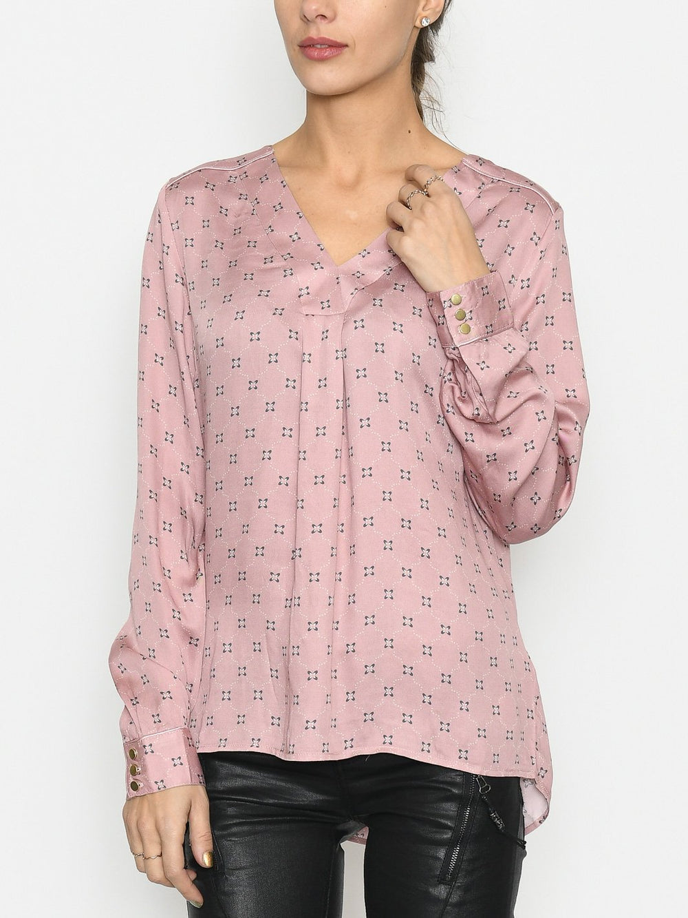 Culture CUsana blouse woodrose - Online-Mode