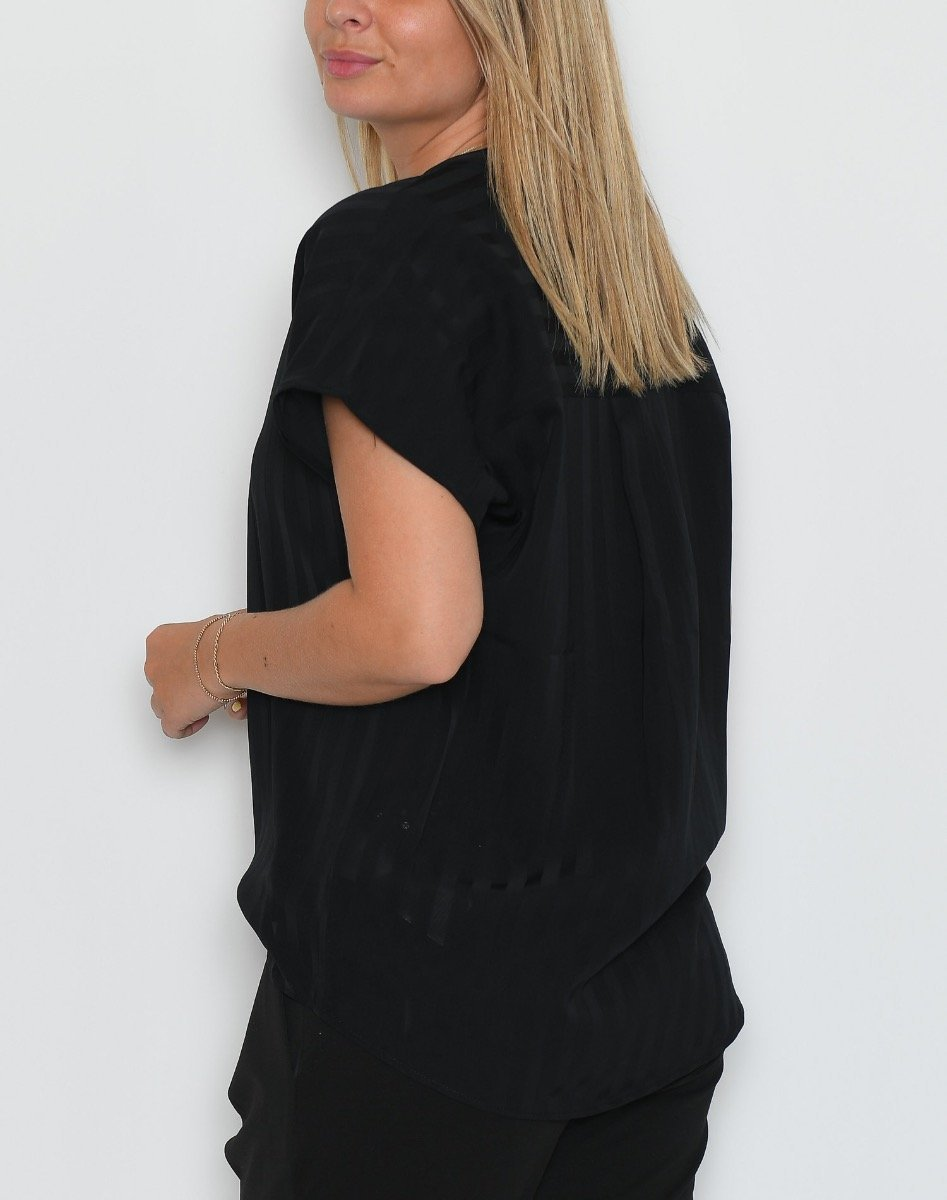 Culture CUthoma bluse black - Online-Mode