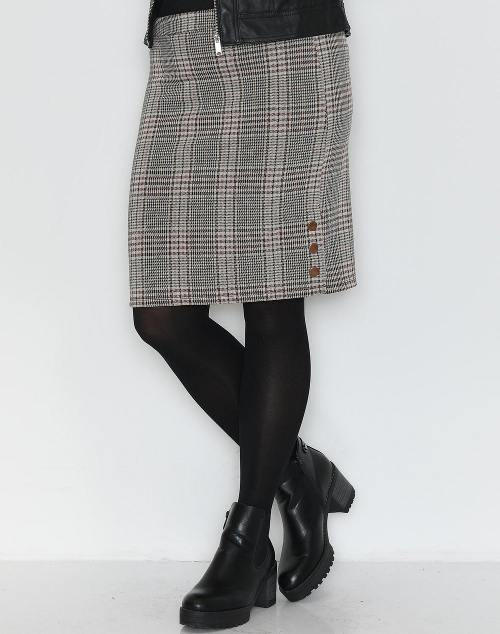 Dranella DRFango 5 short skirt check - Online-Mode