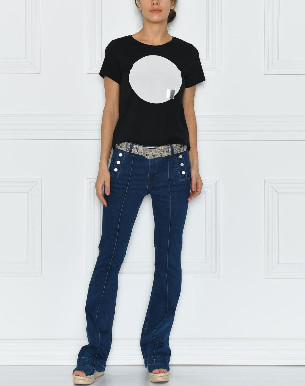 Dranella DRinever 3 tee black - Online-Mode