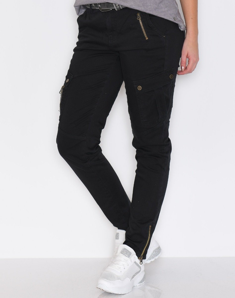 Dranella DXTountain 1 pants black - Online-Mode