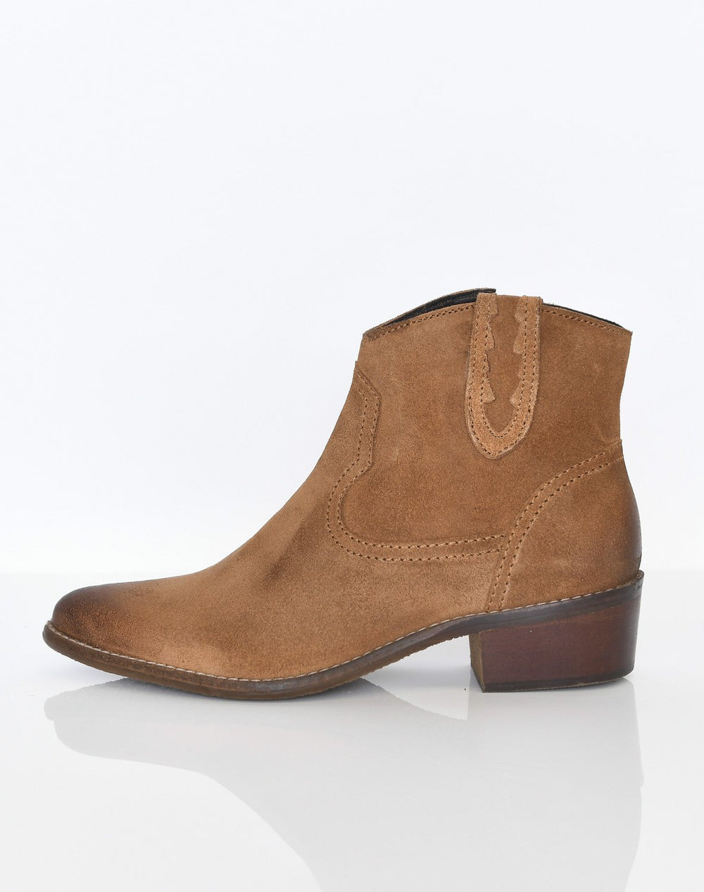 Duffy 5155124 boots camel - Online-Mode