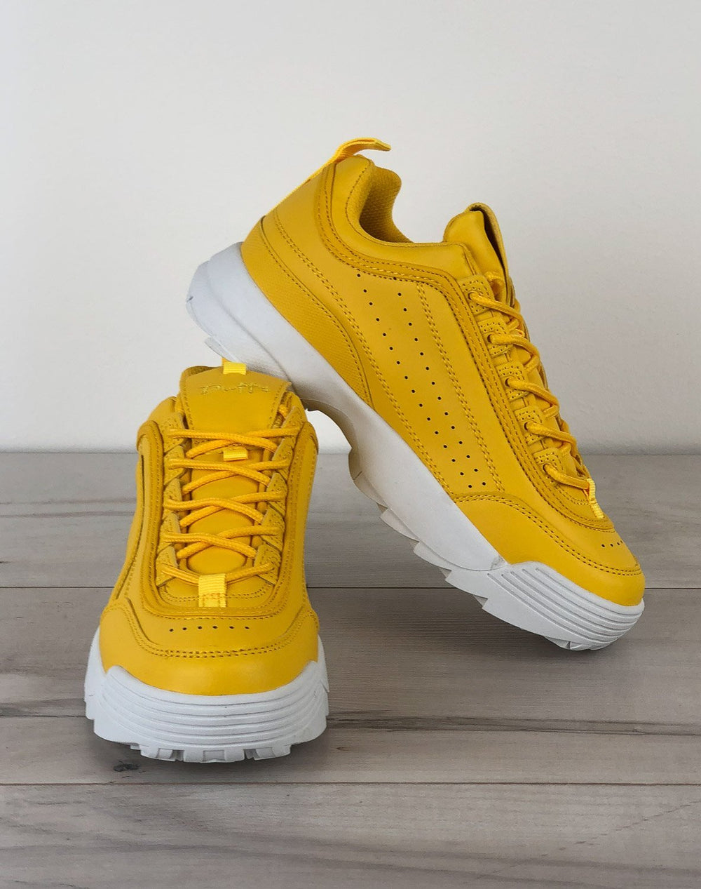 Duffy 8401875 sneakers yellow - Online-Mode