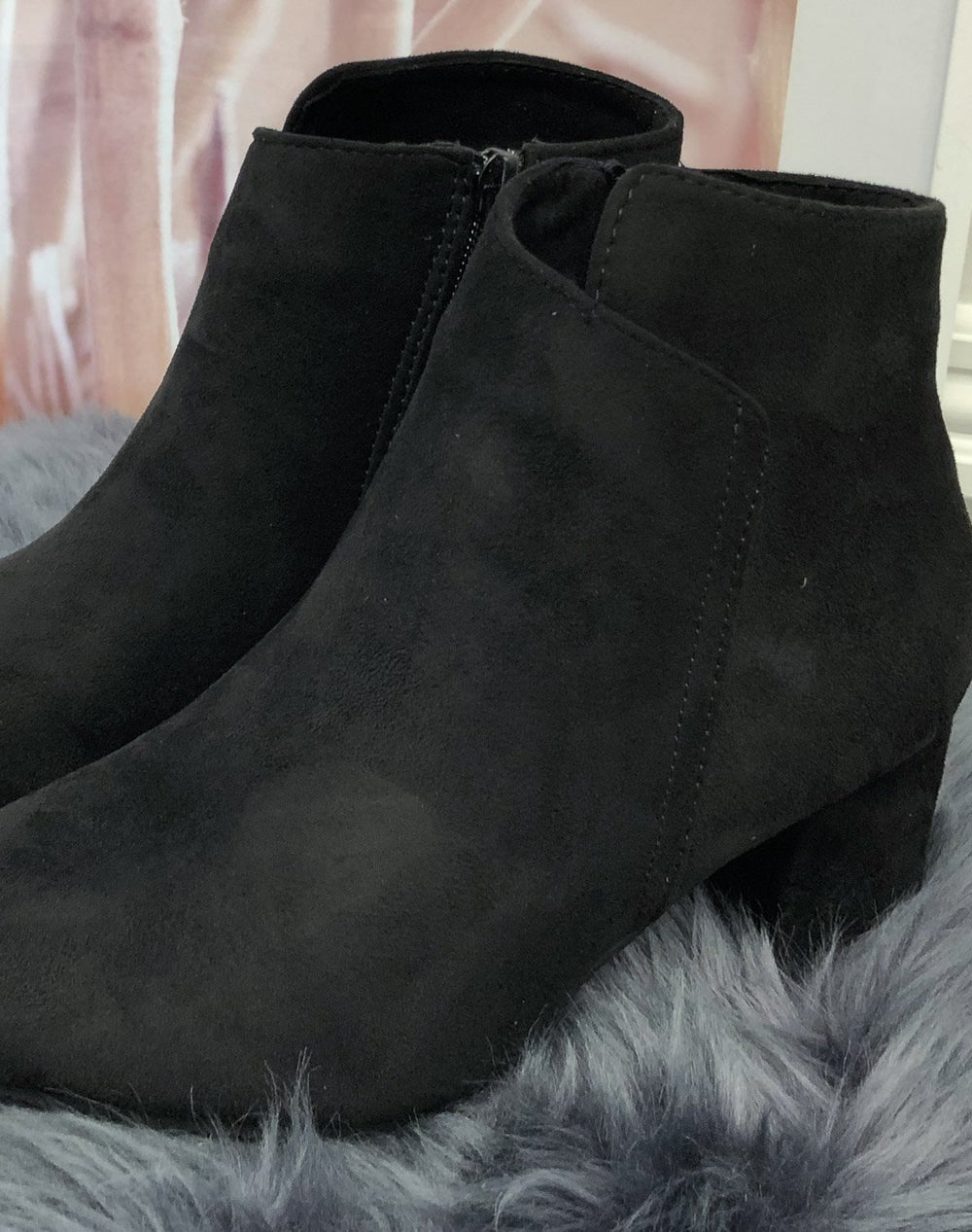 Duffy 9700805 boots black - Online-Mode