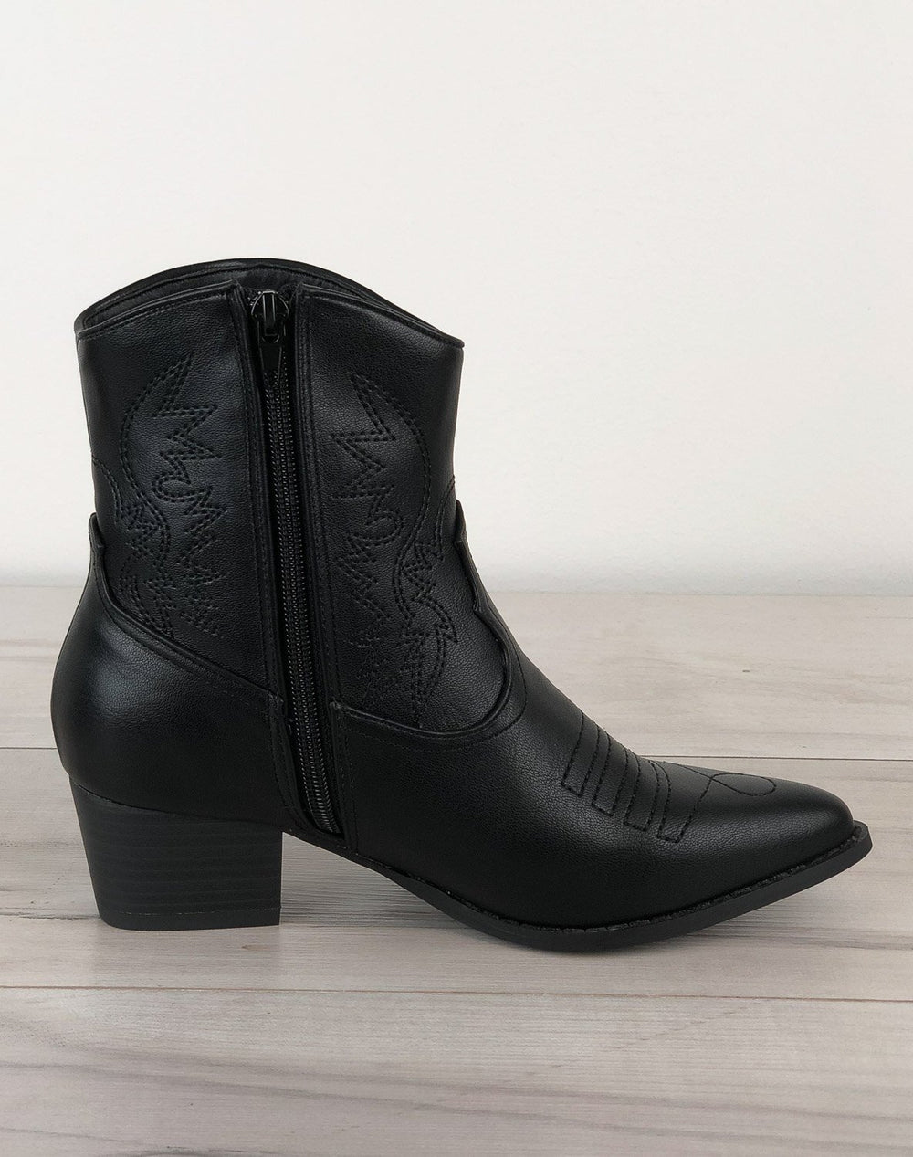 Duffy 9710834 boot black - Online-Mode