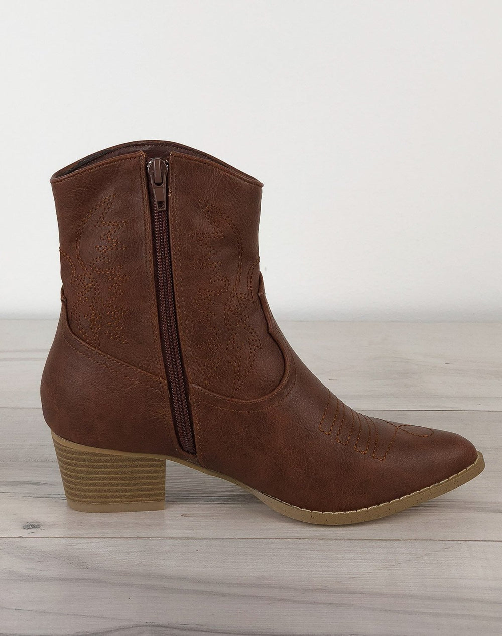 Duffy 9710834 boot brown - Online-Mode