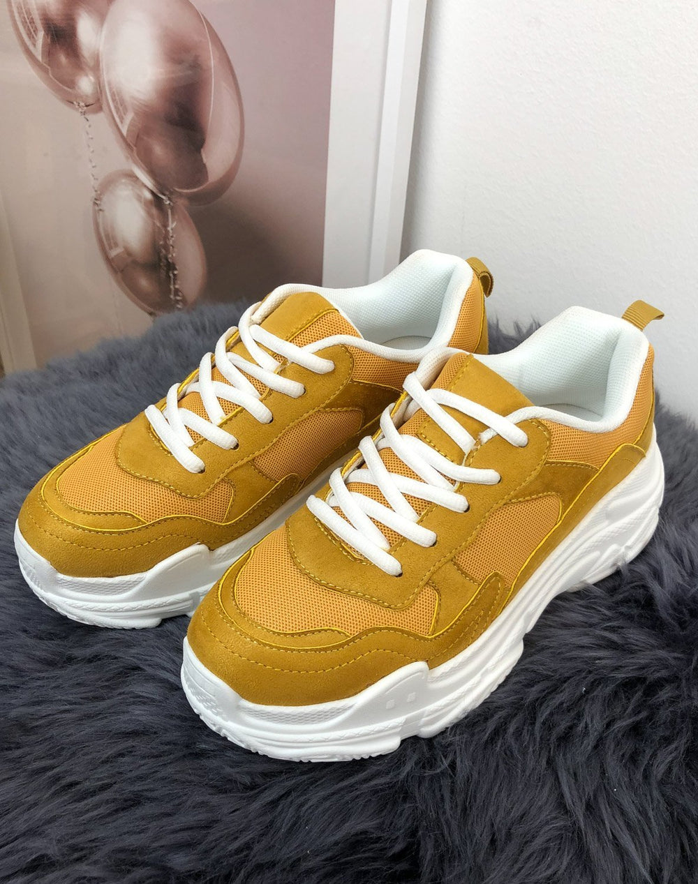 Duffy 9739751 sneakers yellow - Online-Mode