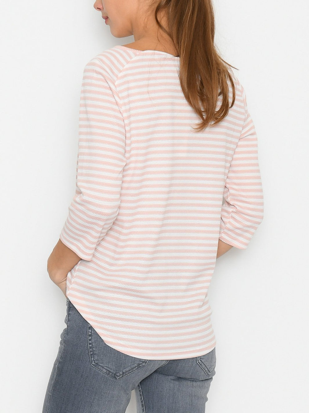 Fransa FRpejacq 1 t-shirt misty rose mix - Online-Mode