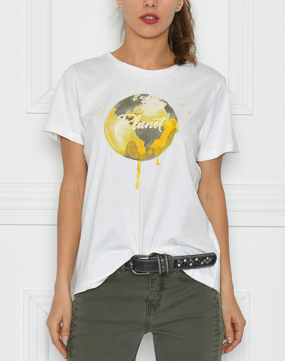 Fransa FRtiorganic 1 t-shirt special color mix 2 - Online-Mode