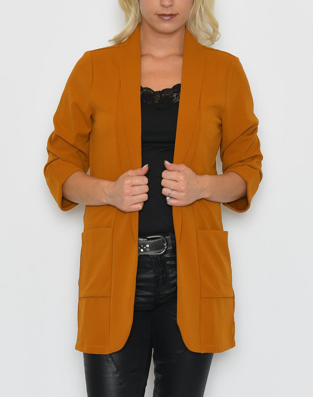 Fransa FXTidusa 1 cardigan cathay spice - Online-Mode