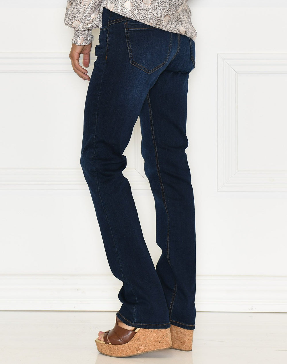 Fransa Zomal 2 jeans denim indigo blue denim - Online-Mode