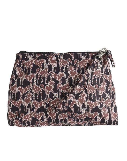 Ichi IAMary clutch bag mocha bisque - Online-Mode