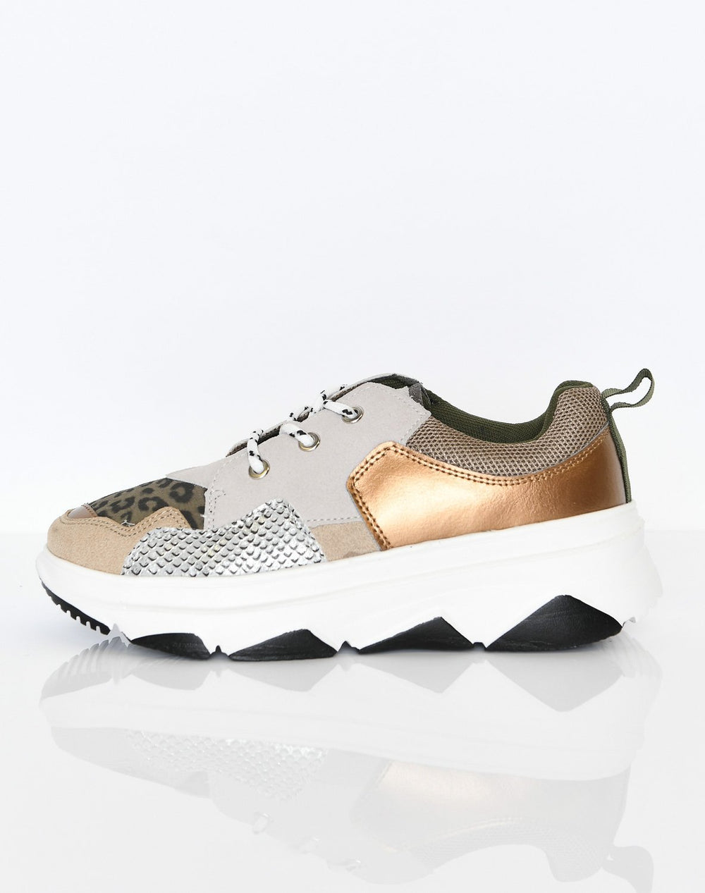 Ichi IAnikinda FW sneakers oxford tan - Online-Mode