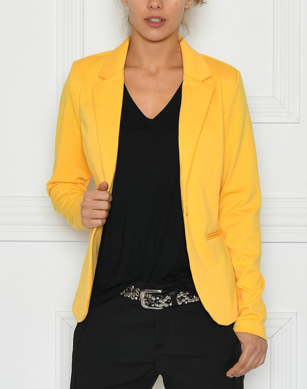 Ichi IHkate blazer buff yellow - Online-Mode