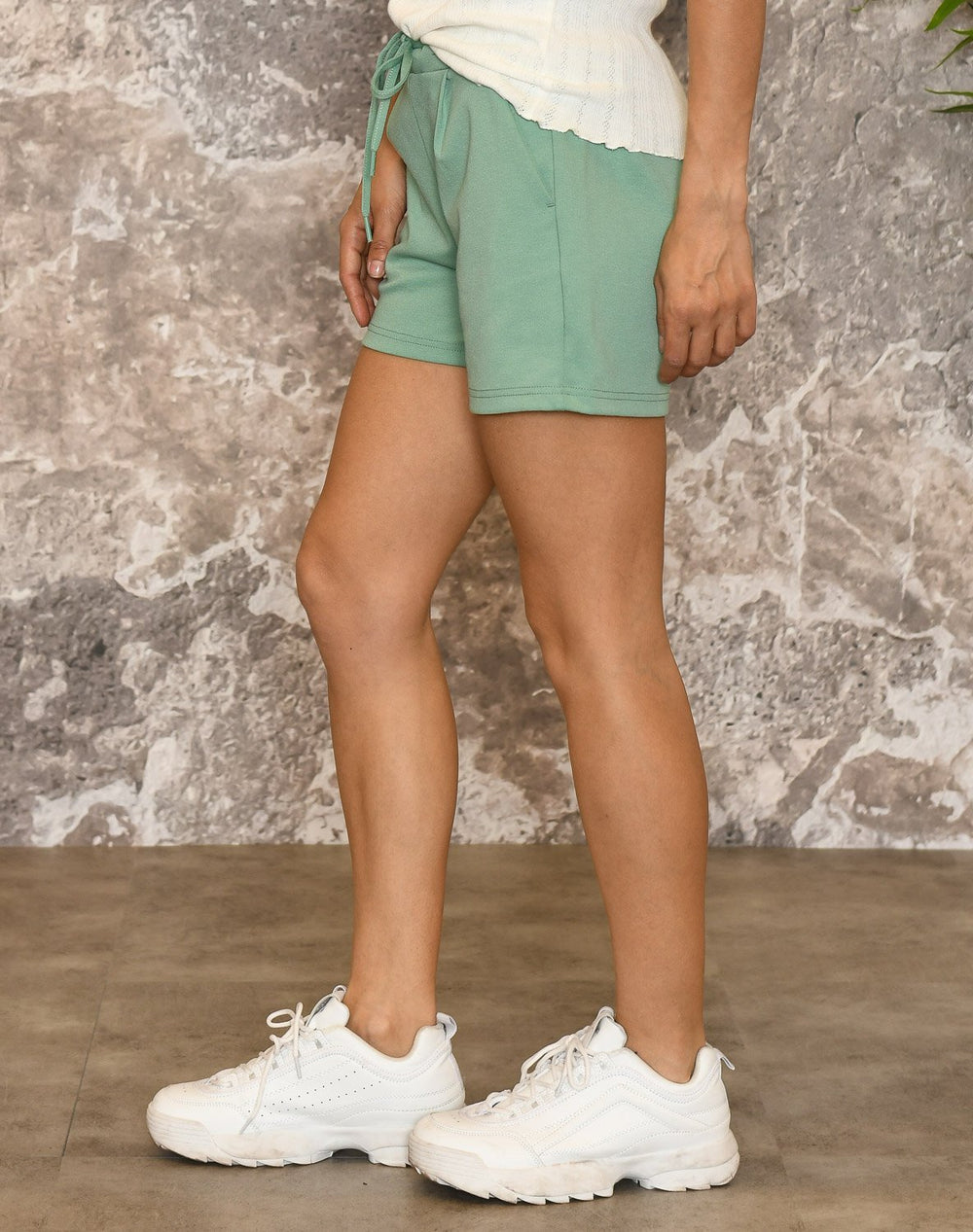 Ichi Kate shorts malachite green - Online-Mode