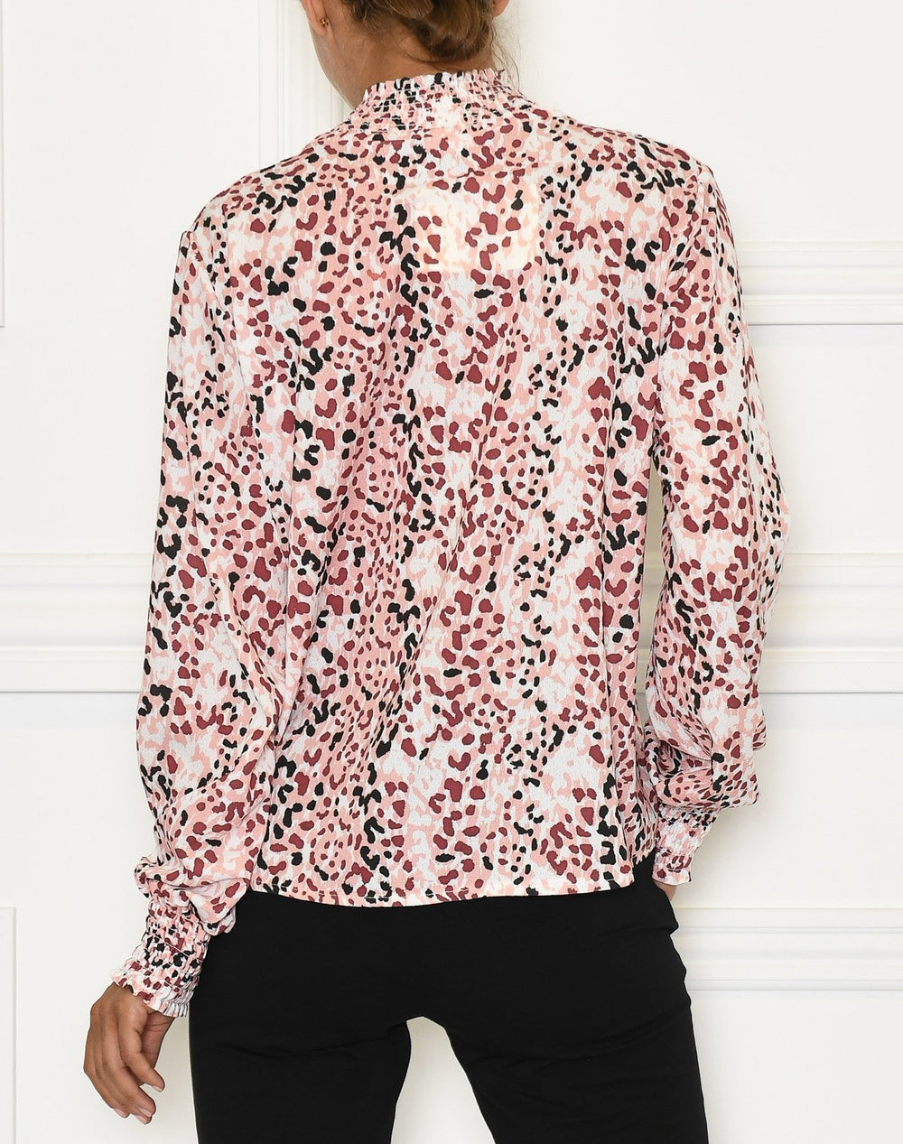 Julie bluse 2 rose dots - Online-Mode