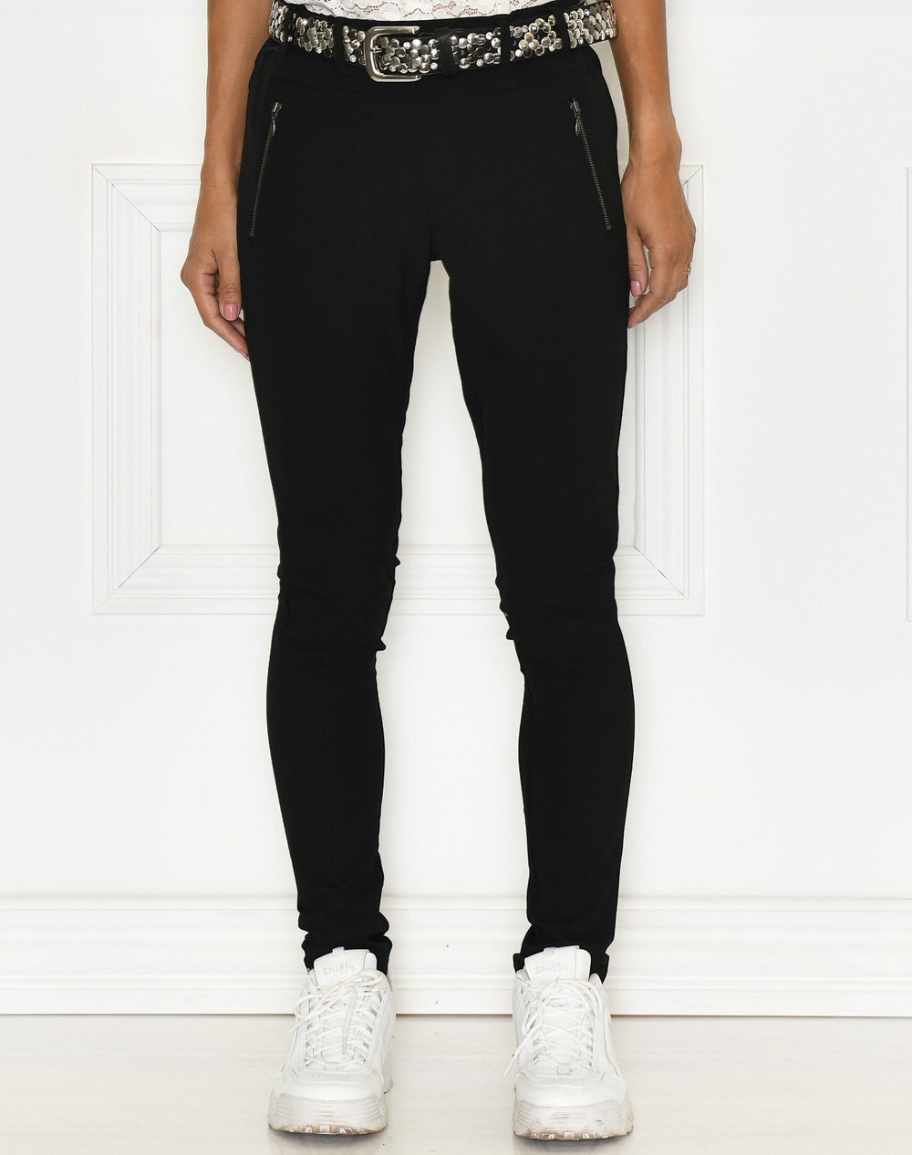 Kaffe Jillian vilja pants black deep - Online-Mode