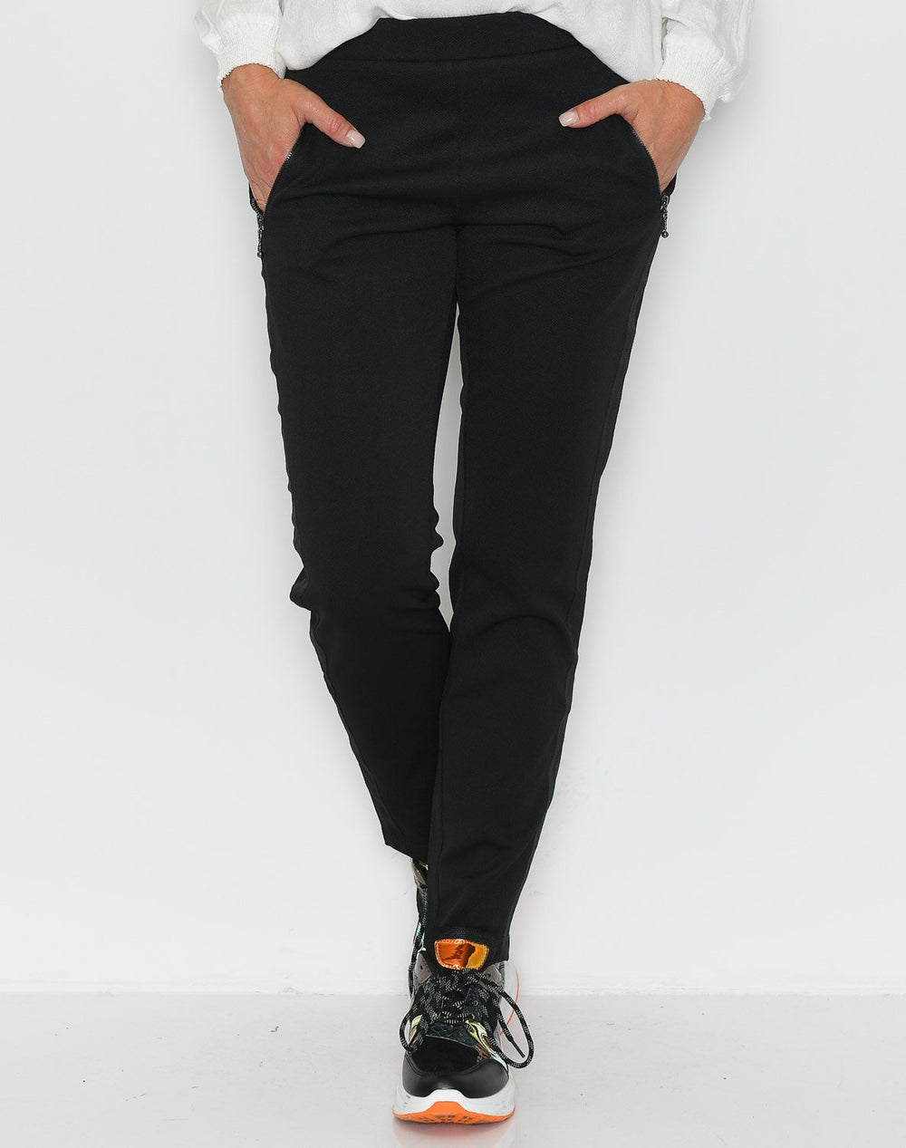 Kaffe KAgloria pants black deep - Online-Mode