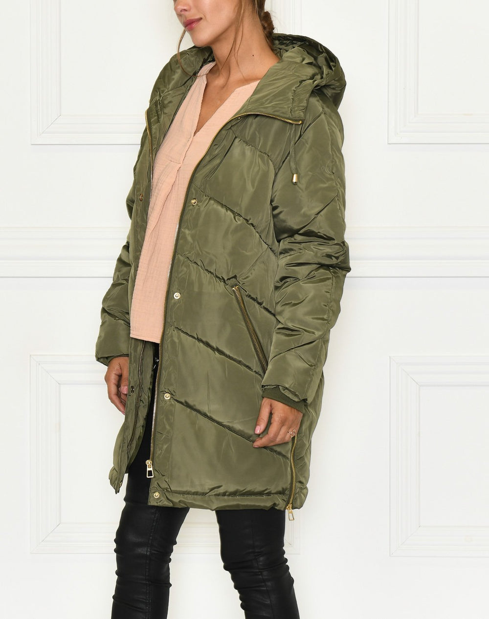 Kaffe KAJetta outerwear jacket grape leaf - Online-Mode