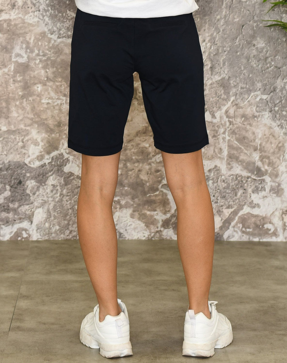 Kaffe KAjillian Vilja bermuda shorts midnight marine - Online-Mode