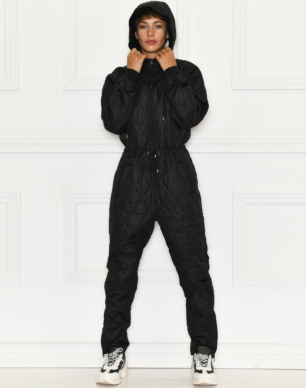 Kaffe KALina jumpsuit black deep - Online-Mode