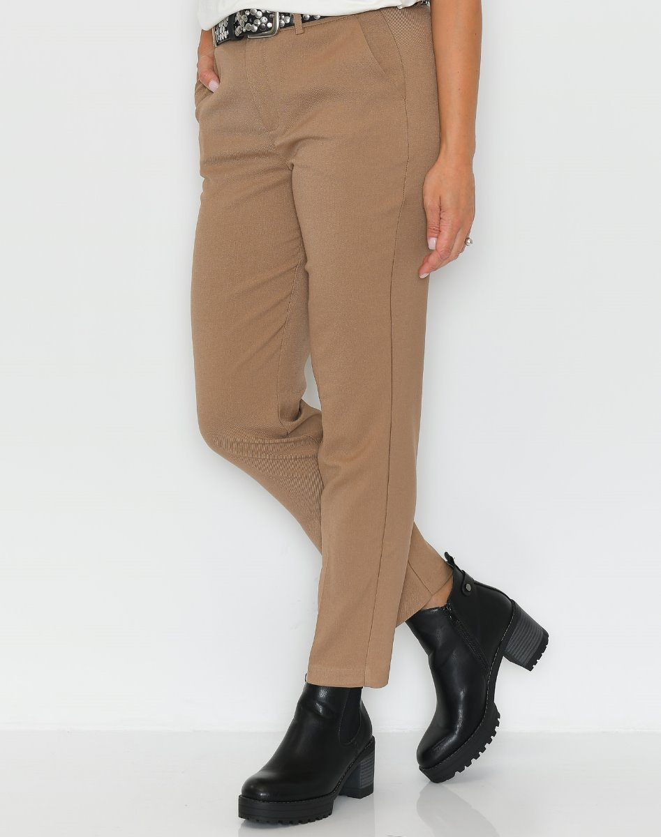 Kaffe KAlondra pants tigers eye - Online-Mode