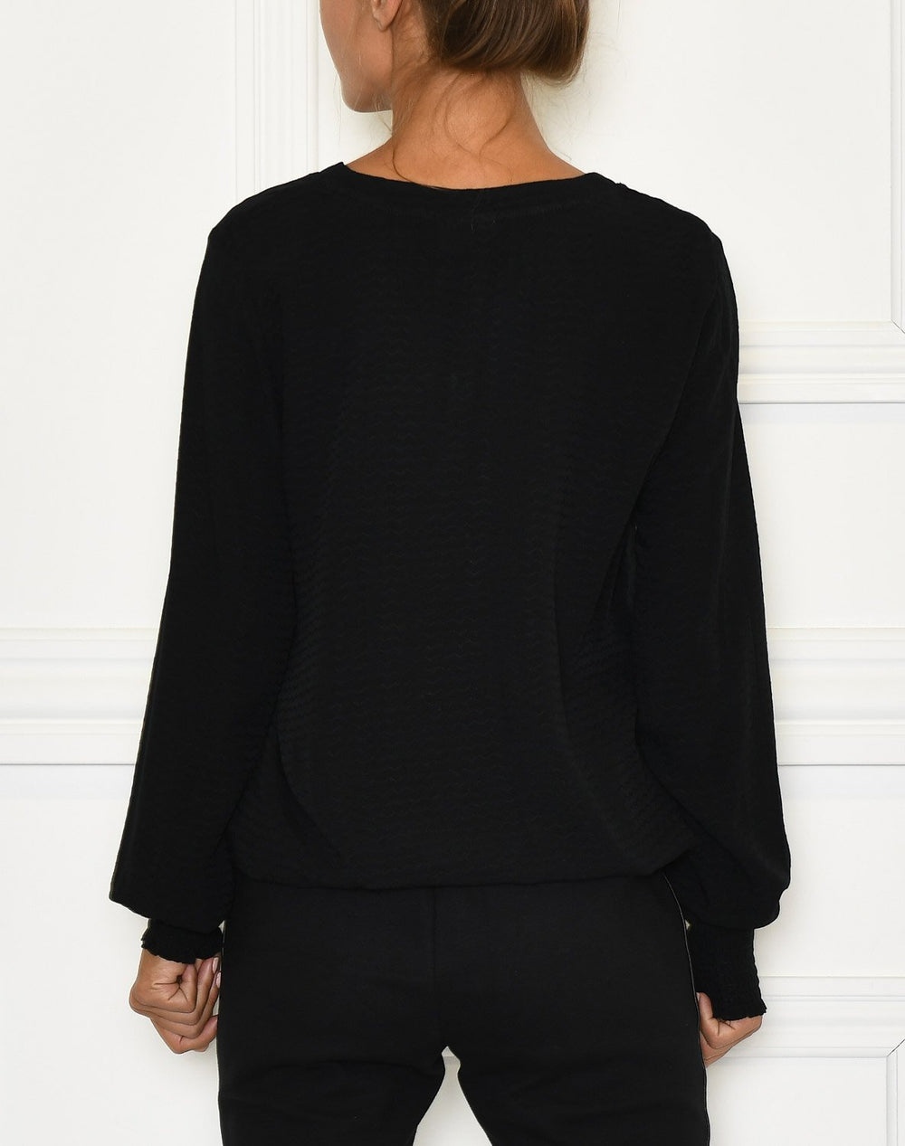 Kaffe Mabel blouse black deep - Online-Mode