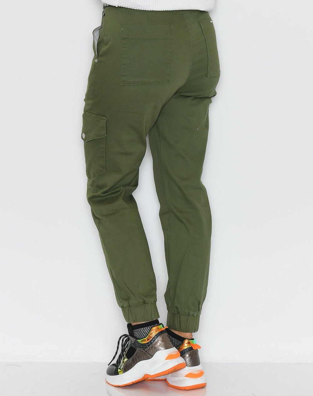 Kylie jeans green - Online-Mode