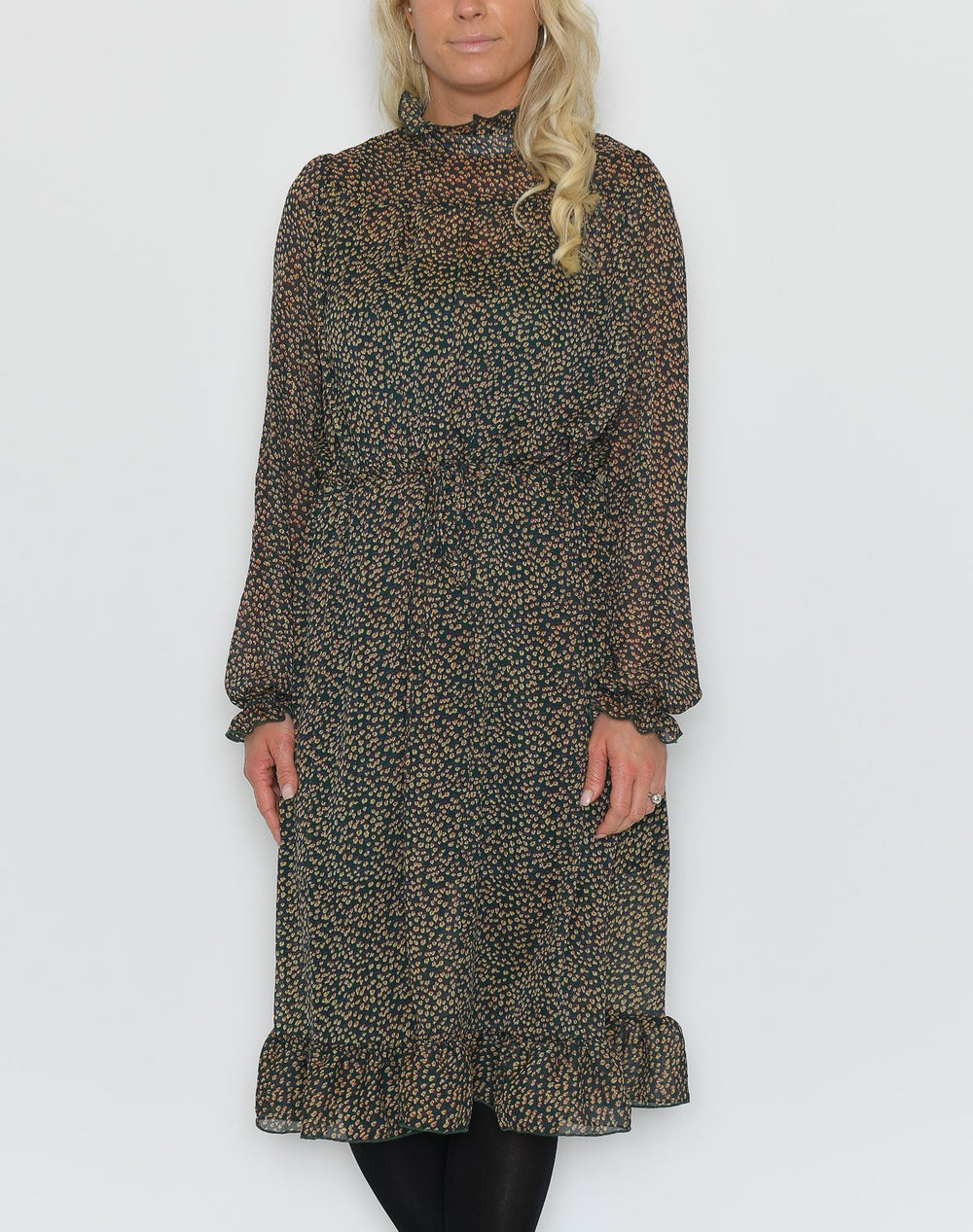 Liberté Jasmin dress olive - Online-Mode