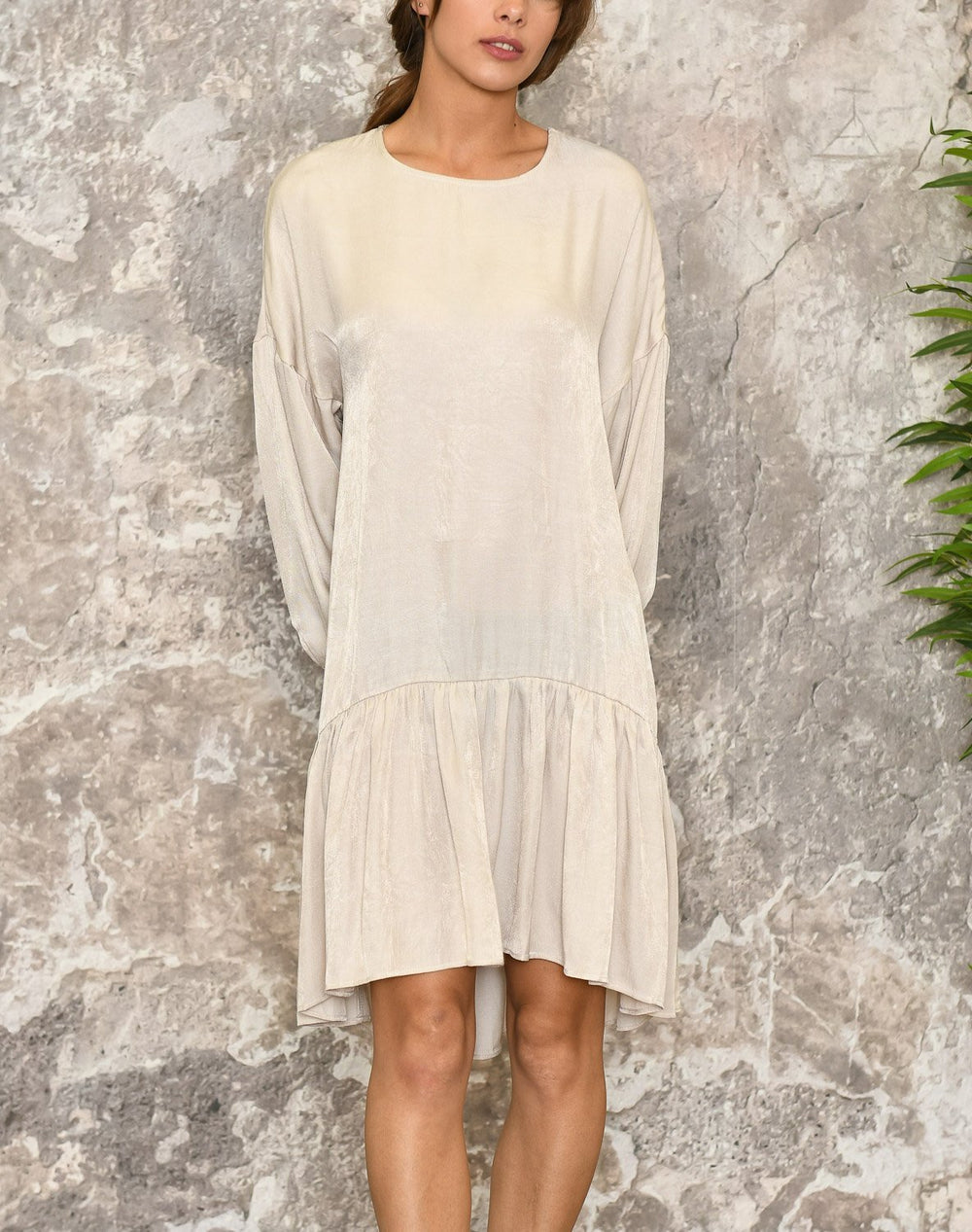 Liberté Sonja dress off white - Online-Mode