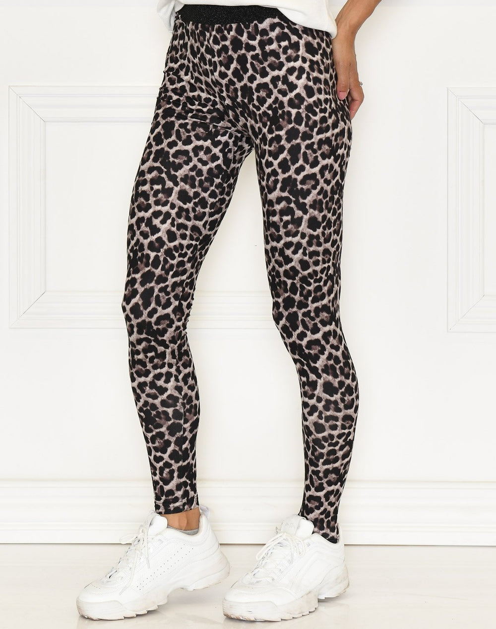 Luxzuz Ayoe legging bark brown - Online-Mode