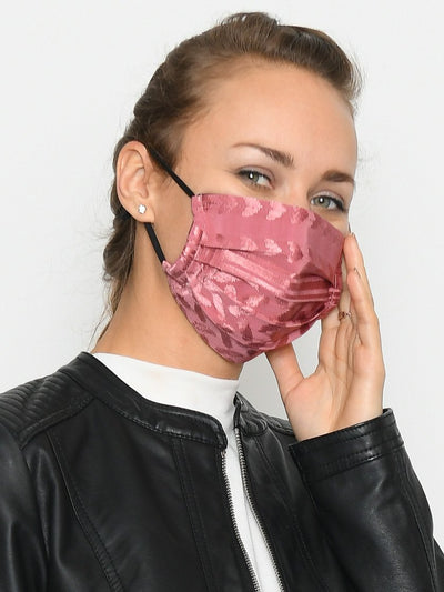 Luxzuz Luxzy face mask rose gold - Online-Mode