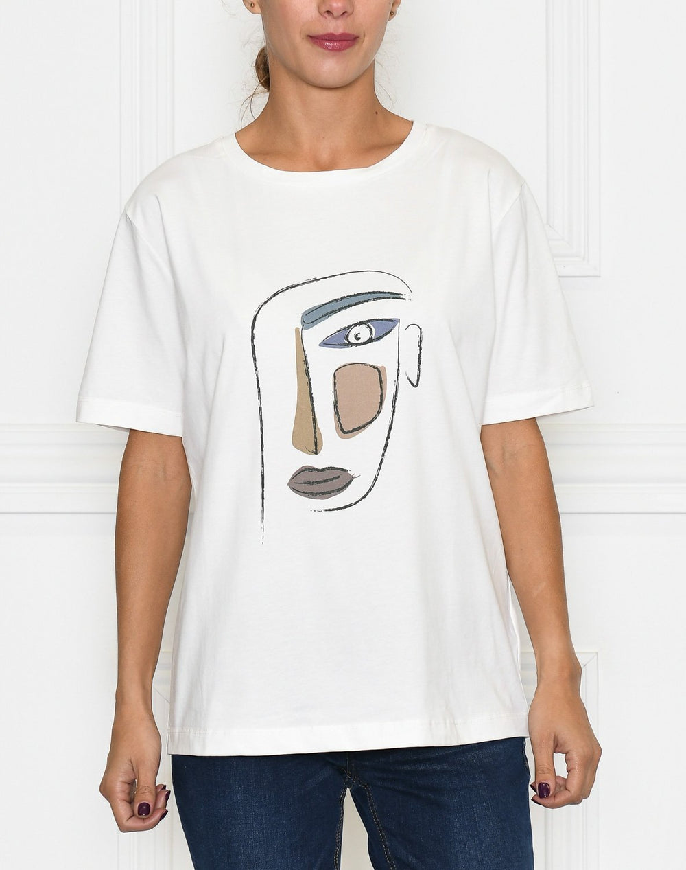 Luxzuz t-shirt face cream - Online-Mode