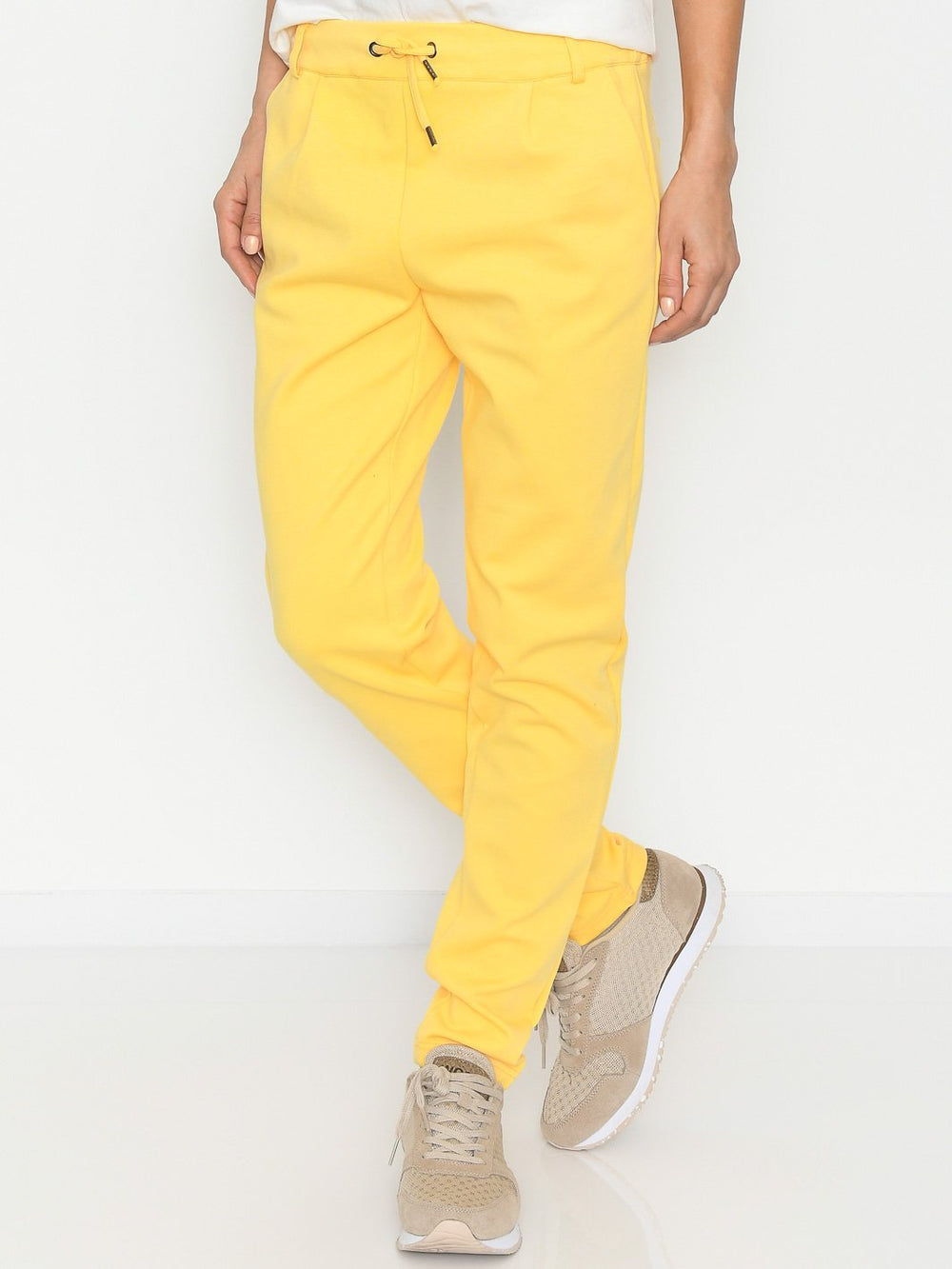 Marc Lauge Joda pants sunflower - Online-Mode