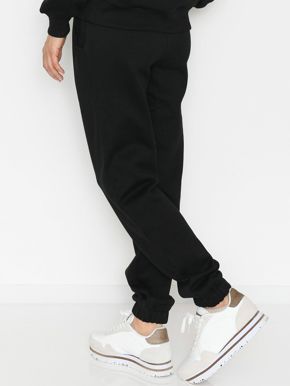 Marc Lauge Tonia sweatpants black - Online-Mode