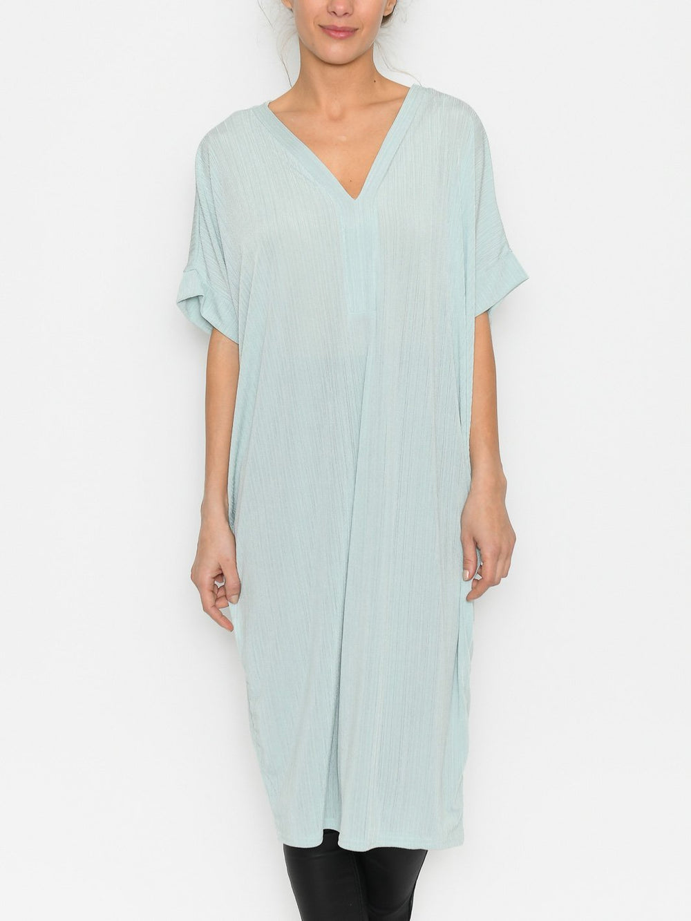Mila dress mint - Online-Mode