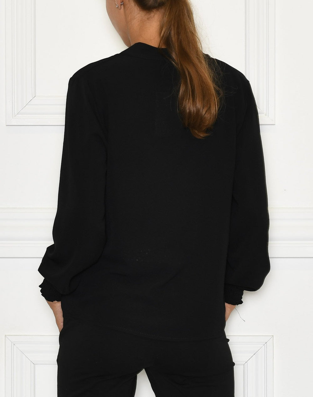 Milly bluse black - Online-Mode