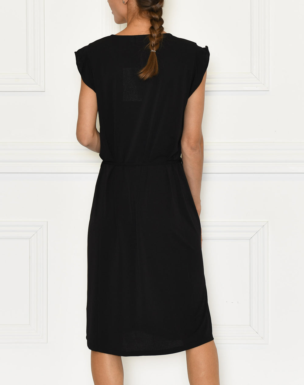 Saint Tropez Pam Jersey dress black