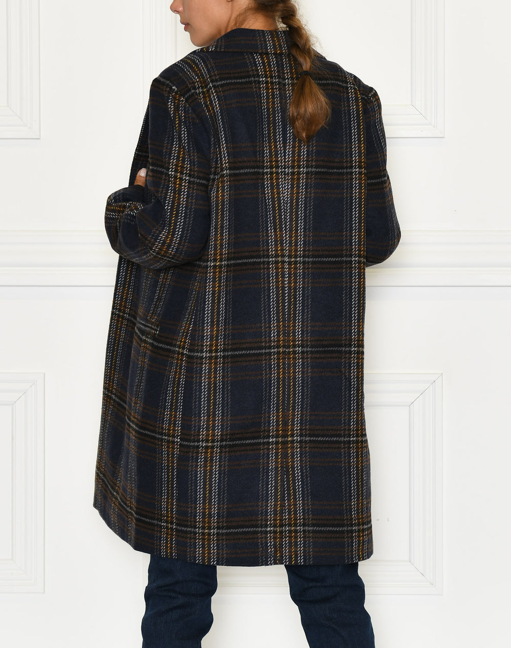 Saint Tropez Celina coat blue deep