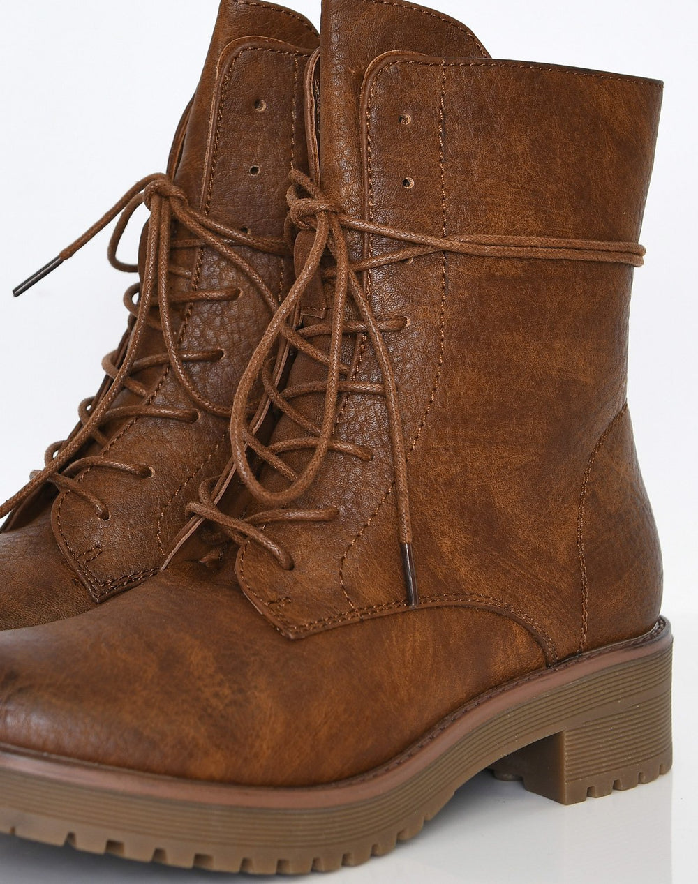 Nicolina boots camel - Online-Mode