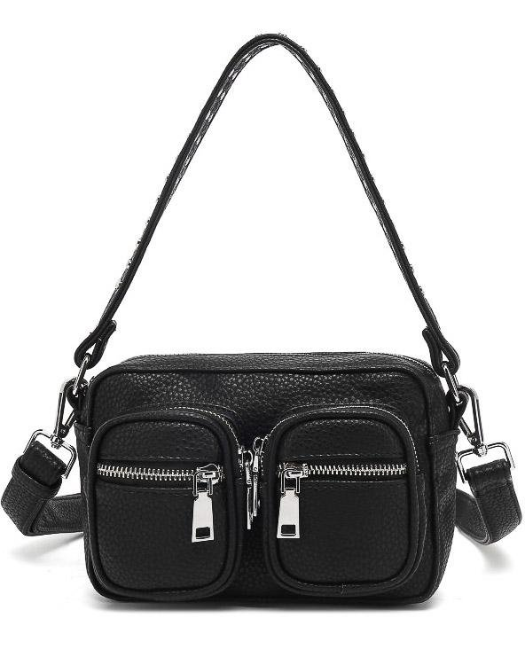 Noella Kendra bag black nappa look - Online-Mode