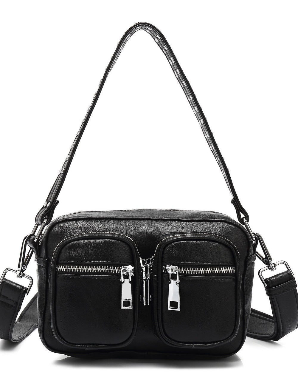 Noella Kendra bag real leather black - Online-Mode