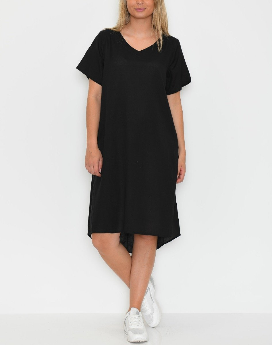 Ofelia Adeena tunic black - Online-Mode