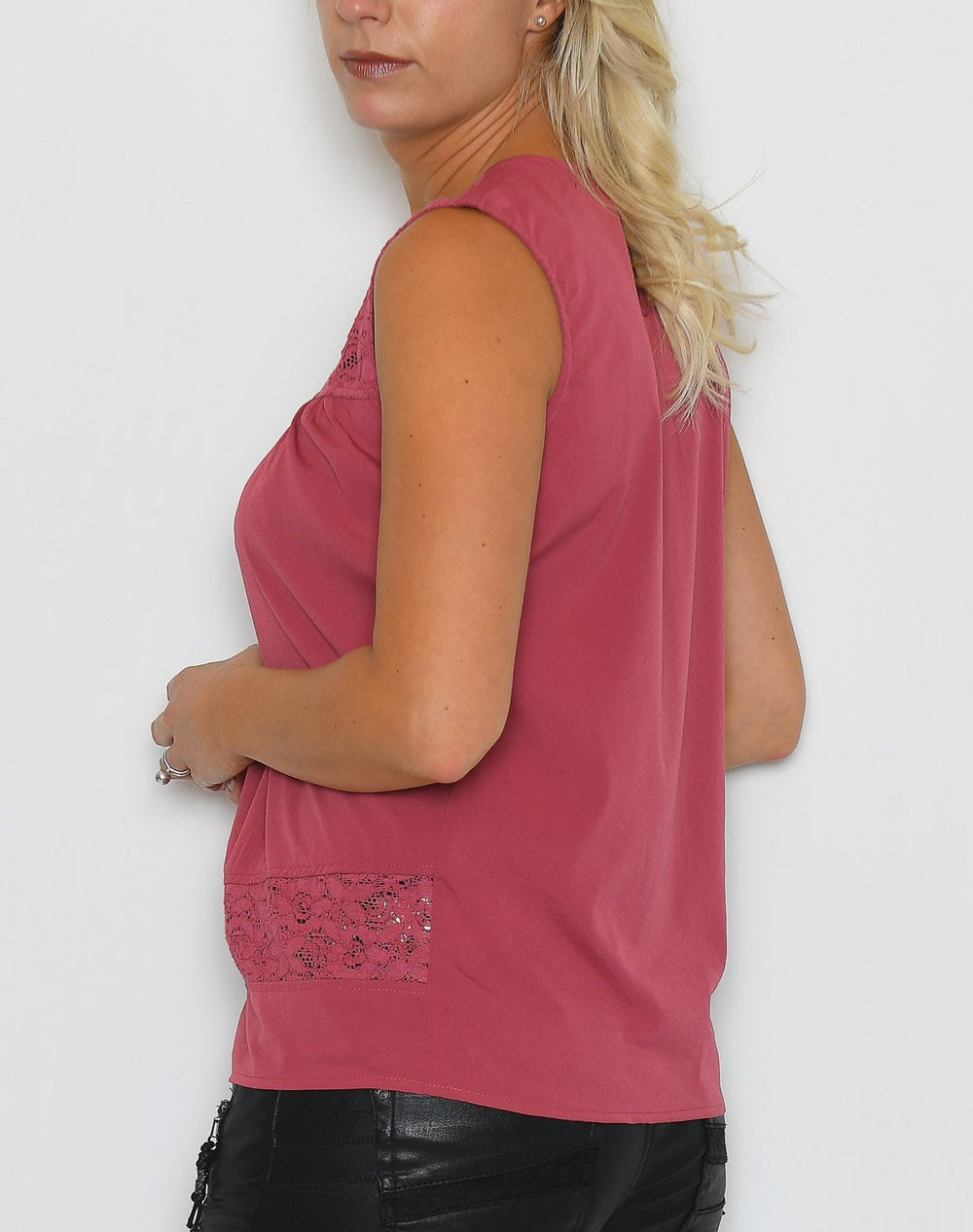 Ofelia Ariella top cherry - Online-Mode