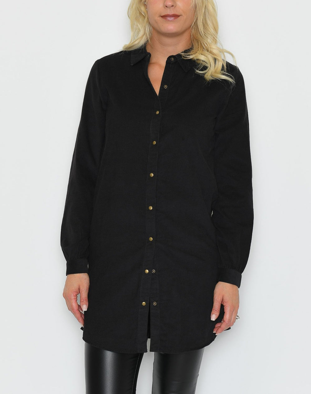 Ofelia Ethel shirt black - Online-Mode