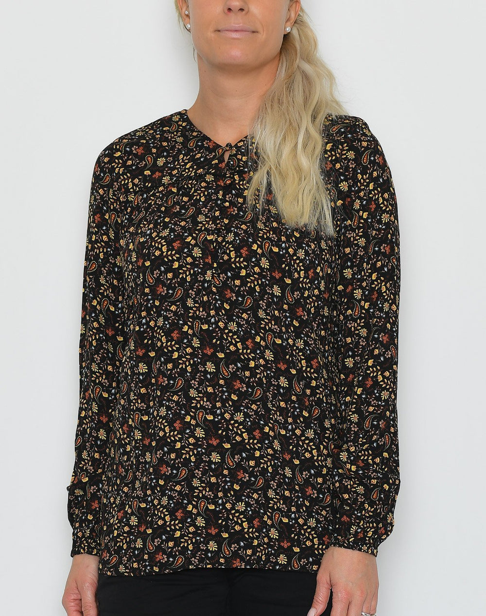 Ofelia Jessice shirt golden combi - Online-Mode