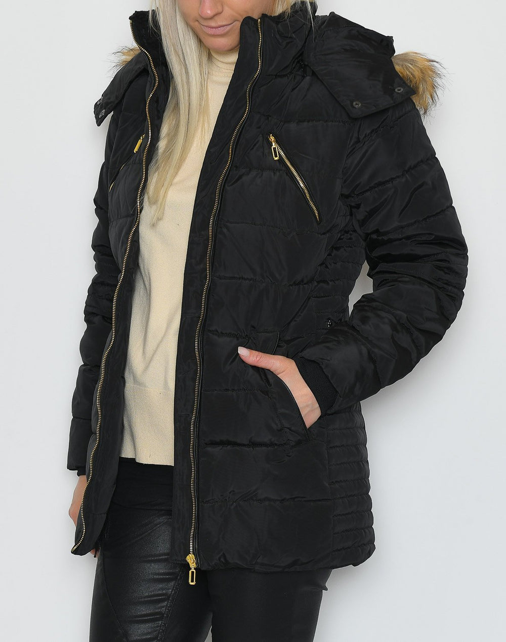 Ofelia Lone jacket black - Online-Mode