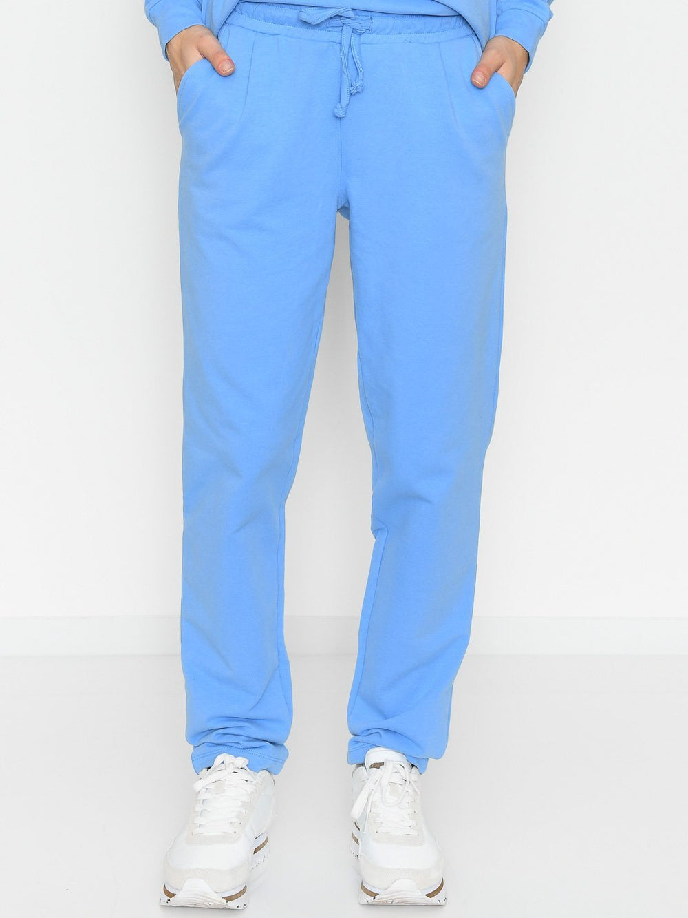 Ofelia Mellow track pants blue - Online-Mode