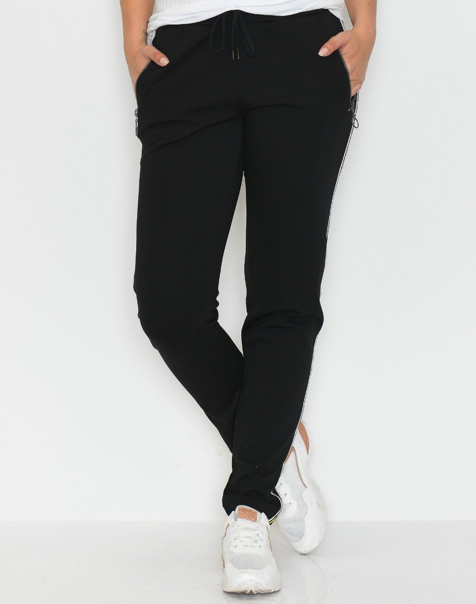 Ofelia Siri pants 13 black/yellow combi - Online-Mode